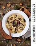 traditional italian risotto...   Shutterstock . vector #1325220101