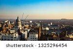 Skyline Of Nottingham Central