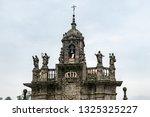 santiago de compostela  spain   ... | Shutterstock . vector #1325325227