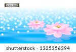 vector illustration of sea... | Shutterstock .eps vector #1325356394
