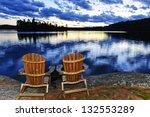 Landscape With Adirondack...