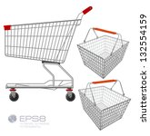 background,basket,big,carry,cart,cartoon,chrome,clip,commerce,commercial,concept,consumer,container,convenience,cool