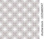 geometric pattern. seamless... | Shutterstock .eps vector #1325680547