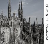 milan  italy  06 10  2013. the... | Shutterstock . vector #1325728181