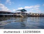 bandar seri begawan  brunei  ... | Shutterstock . vector #1325858804