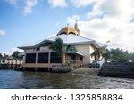 bandar seri begawan  brunei  ... | Shutterstock . vector #1325858834
