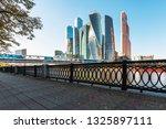 moscow  russia   october 12 ... | Shutterstock . vector #1325897111