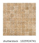 square background wall mosaic...   Shutterstock . vector #1325924741