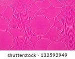 pink ornamental seamless pattern | Shutterstock . vector #132592949