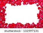 Rose Corolla Frame