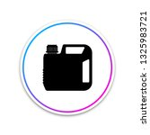 plastic canister for motor... | Shutterstock .eps vector #1325983721