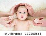 Baby Girl Holding Parental...