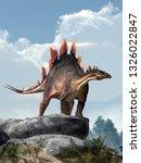 Stegosaurus  Was A Thyreophora...