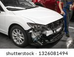 car repair and service station. ...   Shutterstock . vector #1326081494
