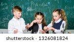 group school pupils study... | Shutterstock . vector #1326081824