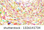 colourful simple abstract... | Shutterstock .eps vector #1326141734