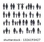 set social community member... | Shutterstock .eps vector #1326193427