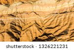 top view of rainbow mountains... | Shutterstock . vector #1326221231