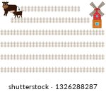 the title frame of the ranch.it ...   Shutterstock .eps vector #1326288287