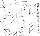 halftone monochrome texture... | Shutterstock .eps vector #1326299201