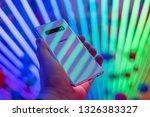 london  february 2019  ...   Shutterstock . vector #1326383327