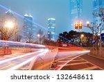 shanghai lujiazui finance  ... | Shutterstock . vector #132648611