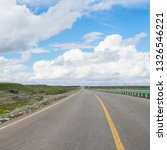 wild field highway    Shutterstock . vector #1326546221