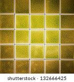 color wall tiles as a