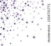 falling stars confetti... | Shutterstock .eps vector #1326731771