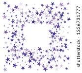 falling stars confetti... | Shutterstock .eps vector #1326731777