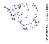 falling stars confetti... | Shutterstock .eps vector #1326731801