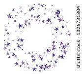 falling stars confetti... | Shutterstock .eps vector #1326731804