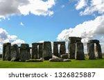 Stonehenge England Beatiful...