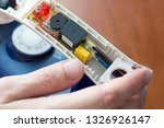 disassembly and repair of...   Shutterstock . vector #1326926147