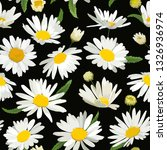 floral seamless pattern with... | Shutterstock .eps vector #1326936974