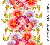abstract elegance seamless... | Shutterstock .eps vector #1327047857