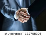 Handshake   Hand Holding On...