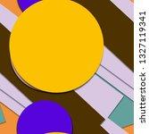 flat material design   creative ... | Shutterstock .eps vector #1327119341