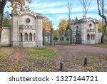 tsarskoye selo  saint... | Shutterstock . vector #1327144721