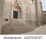 old dubrovnik in croatia  | Shutterstock . vector #1327216727