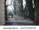 zagreb  croatia  1 february... | Shutterstock . vector #1327219274