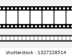 tileable film strip  film frame | Shutterstock .eps vector #1327228514