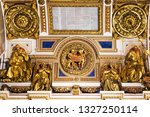 saint petersburg  russia ... | Shutterstock . vector #1327250114