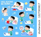 Kids And Eight Daily Routines ...