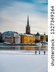 A View Of Stockholm\'s Gamla...