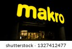 28 02 2019 krak w  ma opolskie... | Shutterstock . vector #1327412477