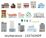 building   business | Shutterstock .eps vector #132763409