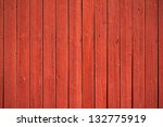 Old  red grunge wood vertical...