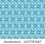 seamless abstract geometric...   Shutterstock .eps vector #1327787687
