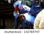 welding   Shutterstock . vector #132785747